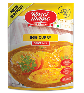 Rasoi Magic Egg Curry 印度混合即食香料粉 (煮雞蛋用)