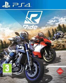 PS4 RIDE -英文版- 重型機車 摩托車 騎乘之旅 極速騎行 MOTOGP