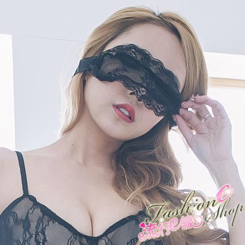 角色扮演夢幻配件蕾絲眼罩 性感內衣cosplay服裝性感配件~流行E線K062