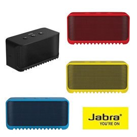 志達電子 HFS210 Jabra Solemate mini 魔音盒NFC 有線/攜帶式藍芽喇叭(內建麥克風可免持通話)