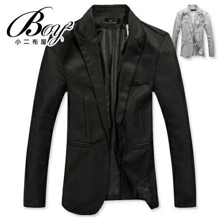 ☆BOY-2☆【NZ910】韓版紳士質感西裝外套 1