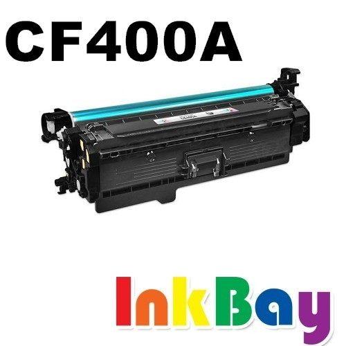 HP CF400A / No.201A 黑色相容碳粉匣【適用】M252dw / M252n / M277dw