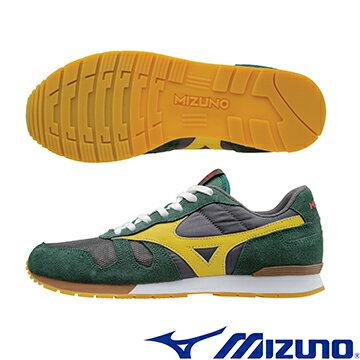 D1GA160036 (墨綠X黃) MIZUNO 1906 ML87 休閒款慢跑鞋 A【美津濃MIZUNO】