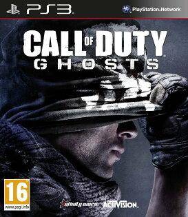 PS3 COD 決勝時刻:魅影(含季節個人包) Call of Duty: Ghosts -英文版-