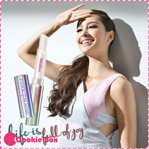 泰國 Mistine 變色 唇膏 1.6g 口紅 咬唇 唇彩 平價 品牌 *餅乾盒子*