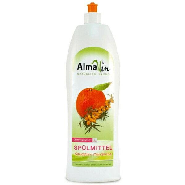 Almawin洗碗精(有機沙棘橘子)1公升