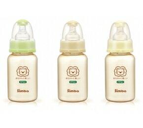 台灣【Simba 小獅王】 PPSU標準小奶瓶(150ml) - 限時優惠好康折扣