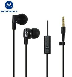 Motorola E8 立體聲原廠耳機(3.5mm) EX128/EX300/MB501/MB511/ME600/Milestone/Milestone2/RAZR XT910/XT532