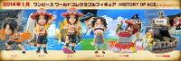航海王週邊商品推薦日版金證 WCF 艾斯的歷史 大全6隻 航海王 海賊王 History of Ace One Piece