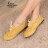 格子舖*【KR502-18】英倫雕花時尚學院風復古 質感麂皮繫帶牛津鞋 平底包鞋 3色(36-42) 1