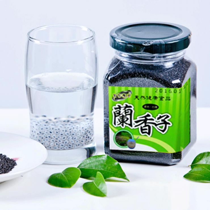 【黑金傳奇】蘭香子(細小顆粒,200g) 1