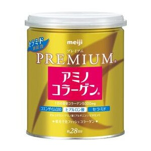 日本原裝MEIJI日本明治膠原蛋白金色黃金版尊爵版罐裝200g - 一九九六的夏天 - 限時優惠好康折扣