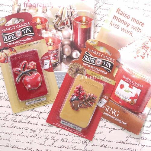 美國 YANKEE CANDLE 可愛立體造型除臭純天然香氛芳香劑/片.寶貝窩.【YK1001】