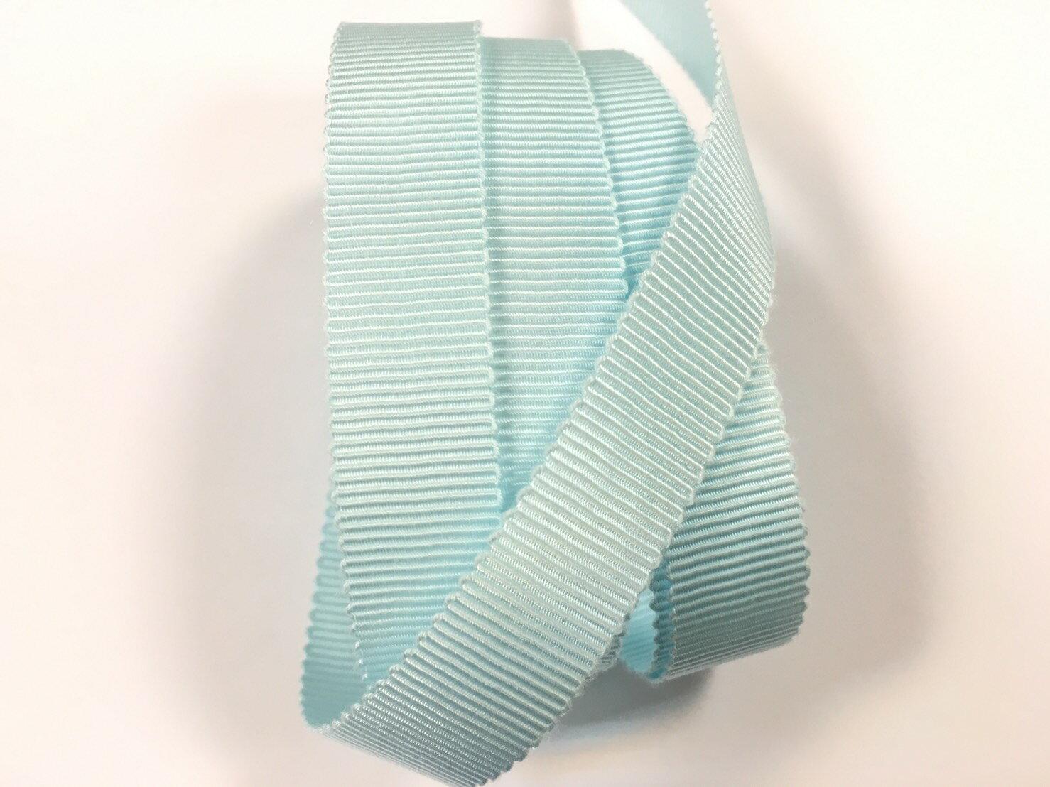 迴紋帶 羅紋緞帶 10mm 3碼 (22色) 日本製造台灣包裝 7