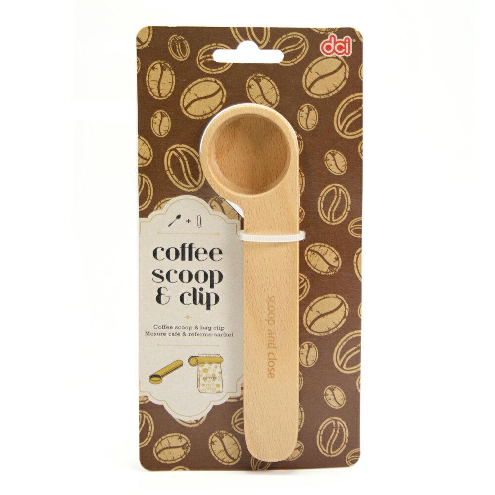 【DCI】二合一封口咖啡量匙 1