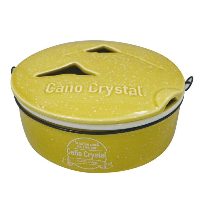 【DESTINO STYLE】馬卡龍色防蚊防蟲陶瓷蚊香皿 Cano Crystal KAYARI 4