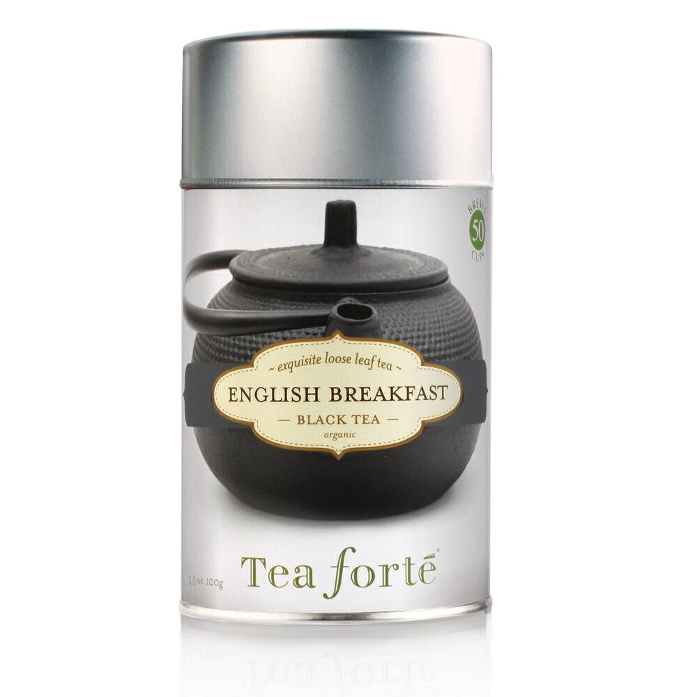 Tea Forte 罐裝茶系列 - 英式早餐茶 English Breakfast 0