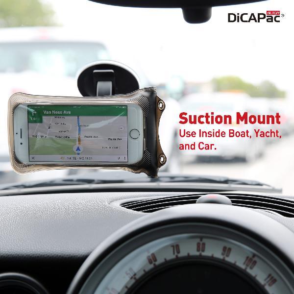 DiCAPac DP-1C 手機汽車/遊艇固定座