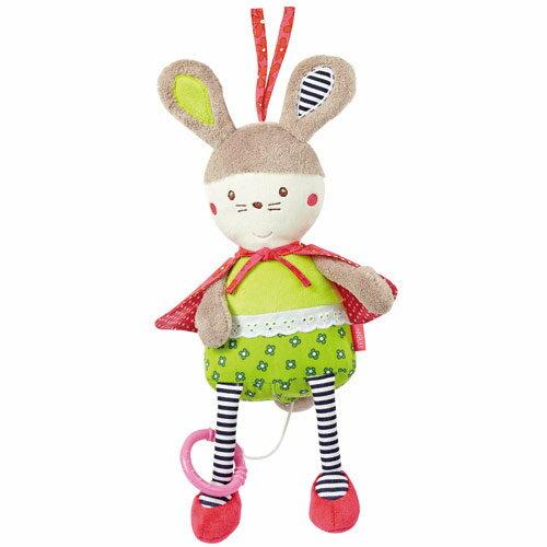 babyFEHN 芬恩 - 童話森林披風兔拉環音樂 0