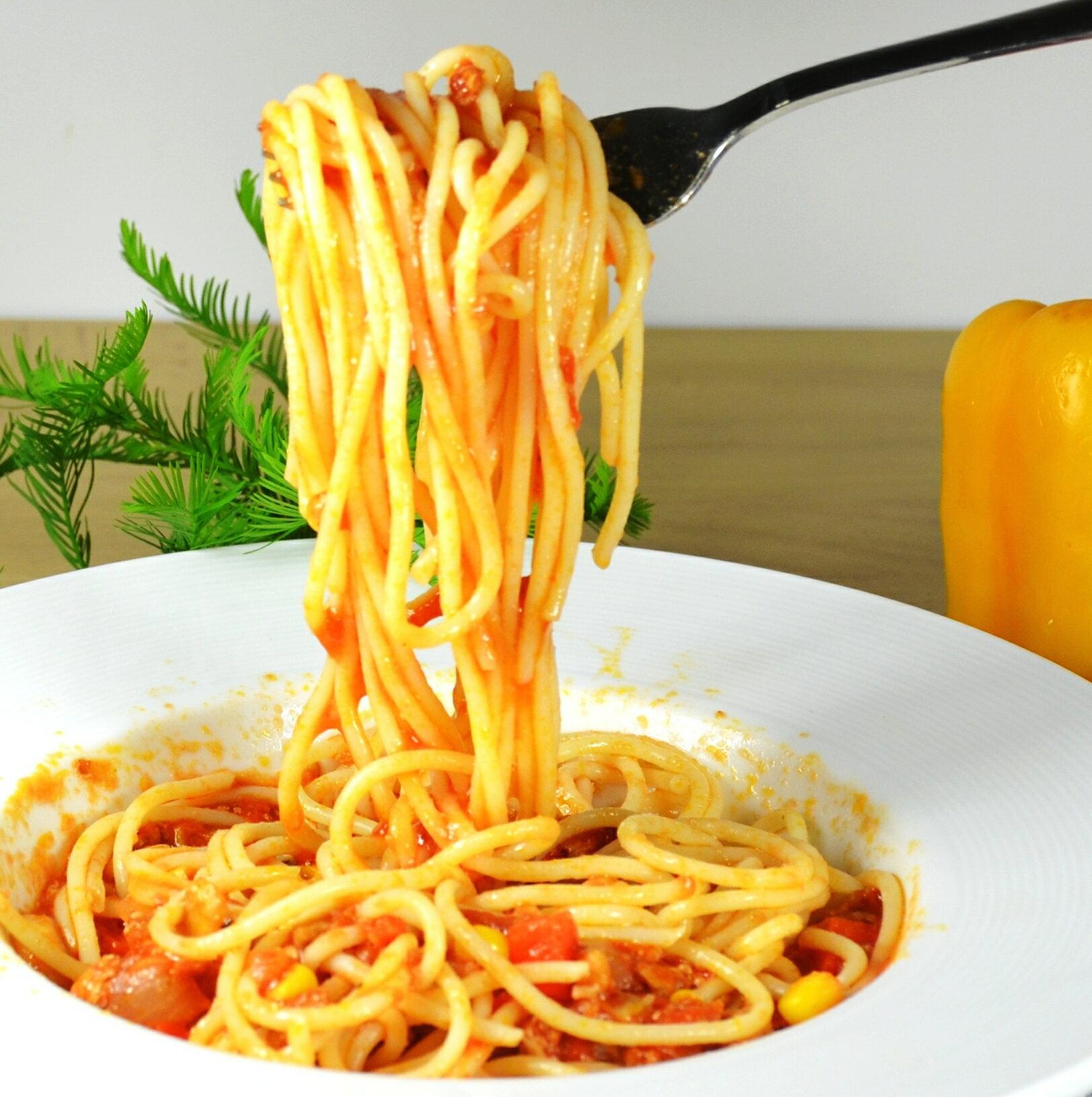 【 禾禾廚房】波隆那肉醬秒熟義大利麵 2