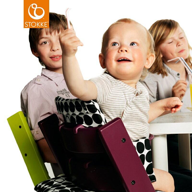 【限量3台】挪威【Stokke】Tripp Trapp 成長椅(水粉) 5