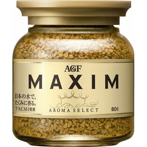 AGF Maxim箴言金咖啡(80g)