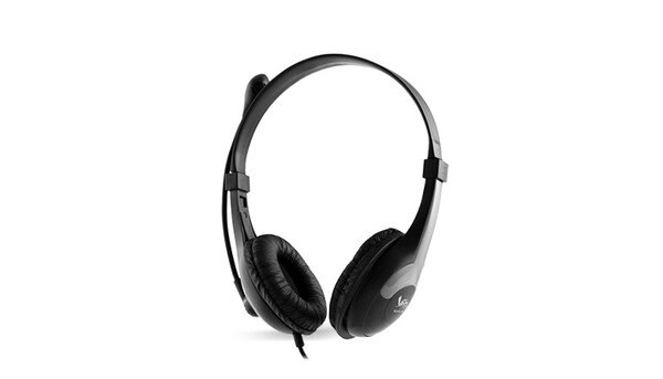 樂點生活●laclick VORTEX立體聲耳機麥克風-灰 MOE191
