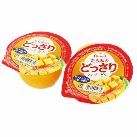 [敵富朗超市] Tarami達樂美果凍-芒果