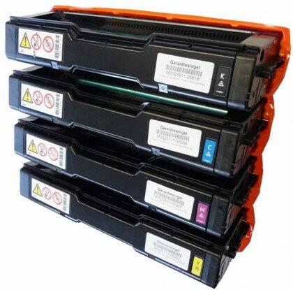TK-150 PACK 4 Toner Compatibles (BK-C-M-Y) Kyocera FS-C1000 / FS-C1020 0