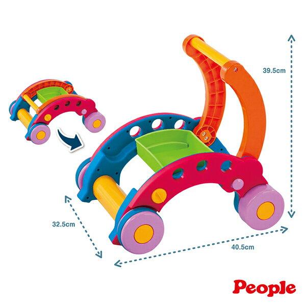 People - 新折疊式簡易學步車 3