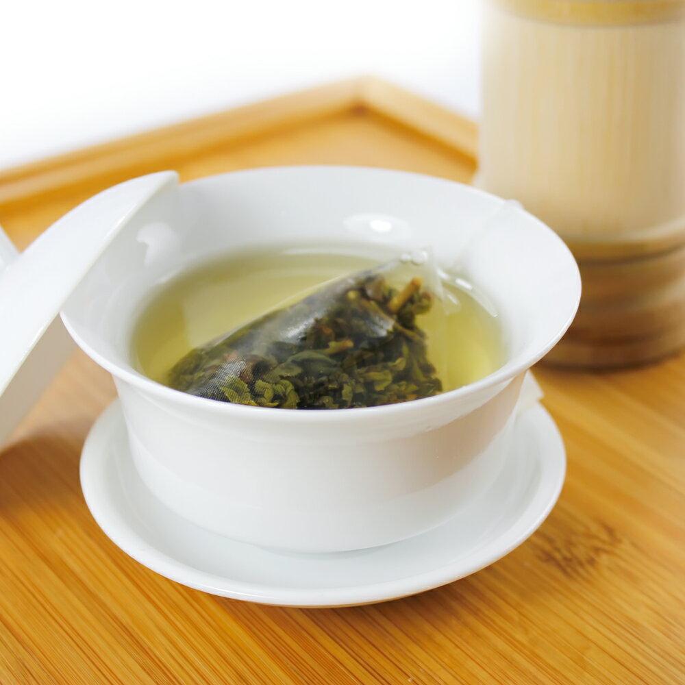 【杜爾德洋行 Dodd Tea】嚴選阿里山高山烏龍茶立體茶包12入 【小火車紀念版】 2