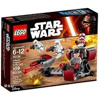 樂高積木LEGO《 LT75134 》2016 年 STAR WARS 星際大戰系列 - Galactic Empire™ Battle Pack