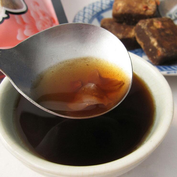【黑金傳奇】黑糖玫瑰養生飲(大顆,455g) 2
