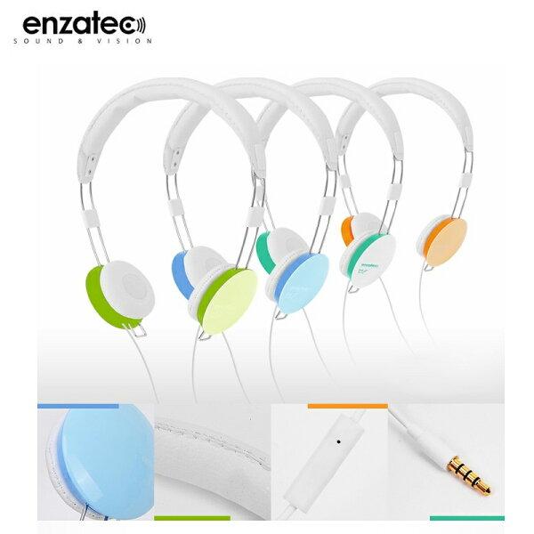 Enzatec HS306WH 耳罩式耳機/Samsung Galaxy Note N7000/2/3/4/S2/S3/S4/S5/S6/S6 Edge/SONY Z1/Z1 mini/Z2/E1/T2/M2/T3/Z2A/C3/Z3 mini/Z3/E3/E4G/M4 Aqua/Z3+/C4/HTC Desire 816/EYE/820/620/526G/816G/626/826