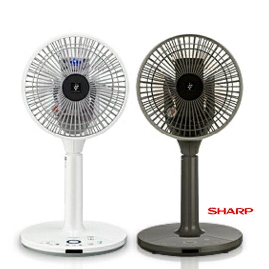 SHAPP 夏寶 PJ-D2DST W/T 3D空氣清淨 循環電扇