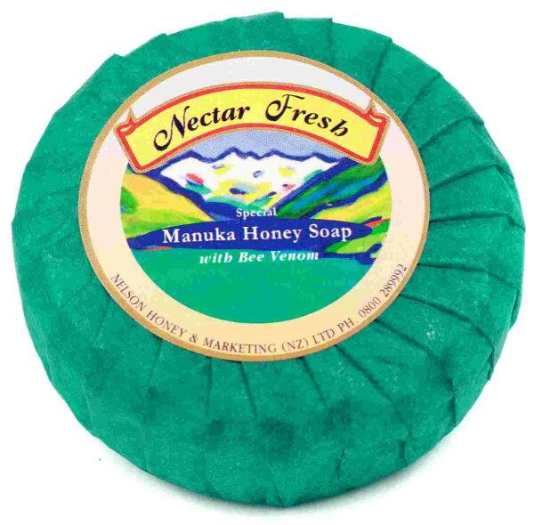 Nelson Honey麥盧卡蜂蜜蜂毒皂