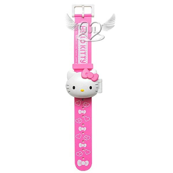HELLO KITTY兒童錶手錶卡通錶電子錶  012347*JJL*
