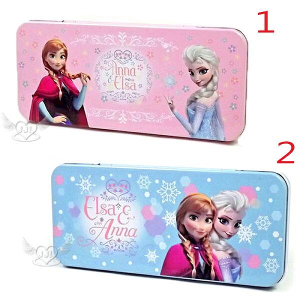 冰雪奇緣鐵鉛筆盒 2選1 38912004*JJL*