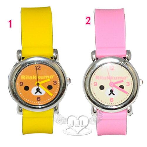 拉拉熊懶懶熊懶妹大臉兒童手錶卡通錶 2選1  20728657*JJL*