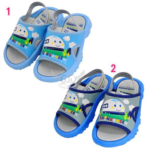新幹線兒童涼鞋13~15cm台灣製 6選1  10710260*JJL*