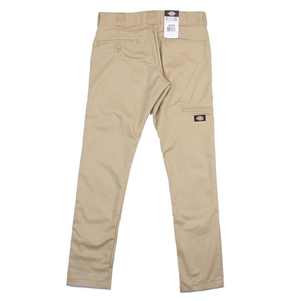 【EST】美版 DICKIES WP810 SLIM FIT WORK PANTS 窄版 工作褲 [DK-5006-537] 卡其 W28~36 F0108 1