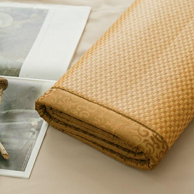 3D透氣紙纖維涼蓆[加厚款] 單人/雙人/雙人加大尺寸 透氣清涼 消暑聖品 夏日必備 輕便好收納【外島無法配送】 5