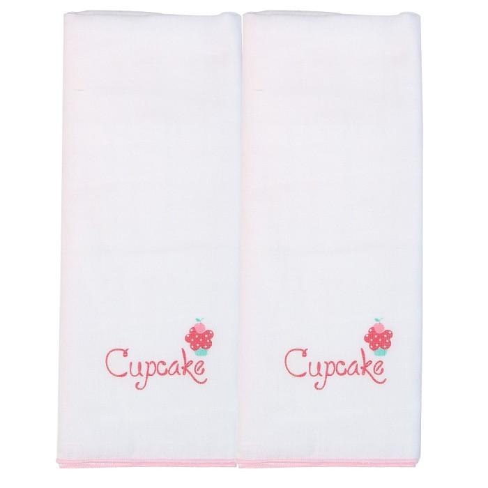 ViViBaby - 甜心紗布澡巾 (2入) 1
