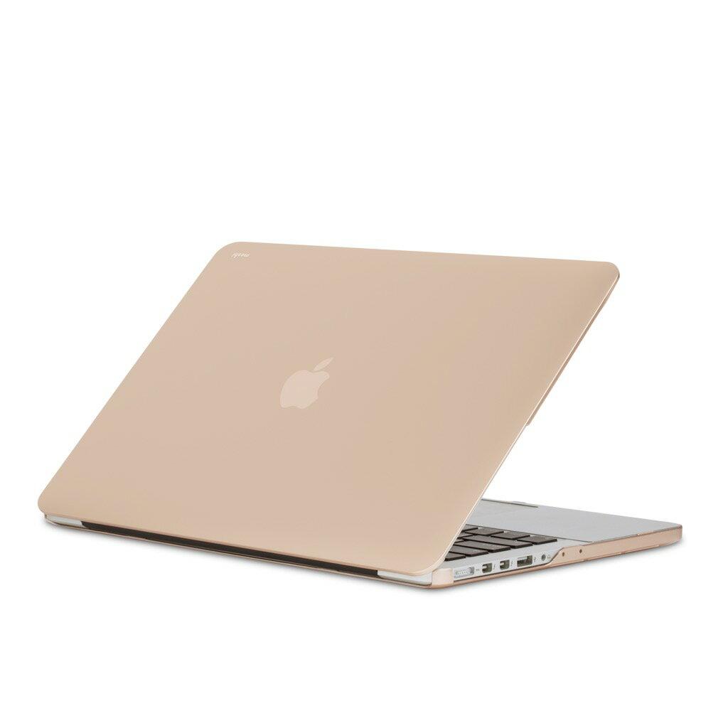 【moshi】iGlaze MacBook Pro Retina 13吋 金色 輕薄防刮保護殼