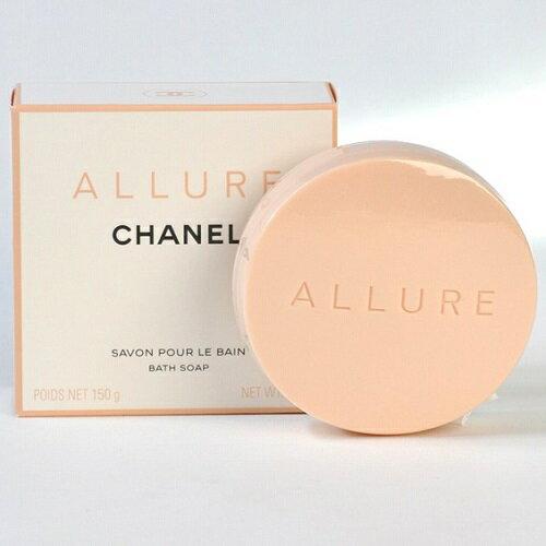 (現貨+預購) 香奈兒 CHANEL ALLURE 香水皂 150g ☆真愛香水★