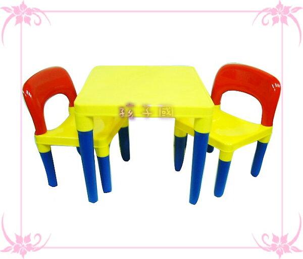 《孩子國》寶貝兒童桌椅組