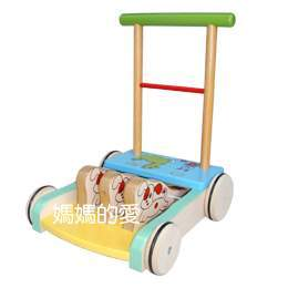 【媽媽的愛】Mother's Love B10原木助步車