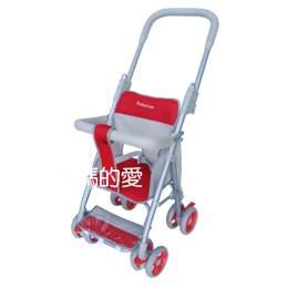 【媽媽的愛】Mother's Love KC529透氣布幼兒便利型機車椅手推車