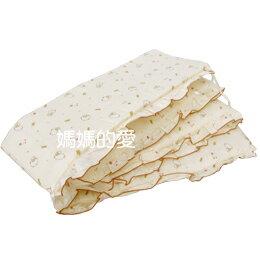 【媽媽的愛】Mother's Love 嬰兒床純棉加高型床圍護圈L