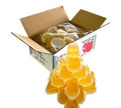 【橘町五丁目】季節商品!  AS 100% 果汁果凍盒裝23入-水蜜桃果凍